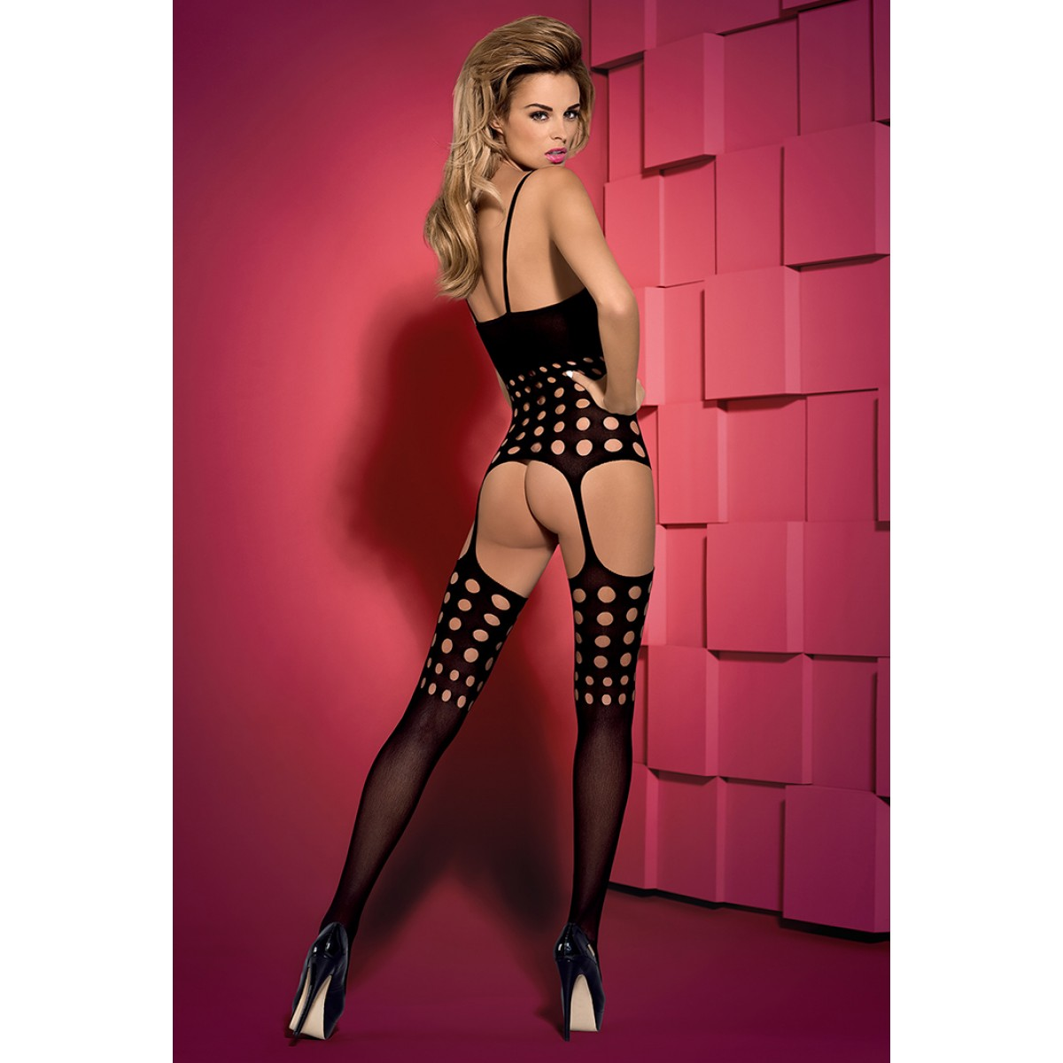 6be5497406 Bodystocking G310 Obsessive