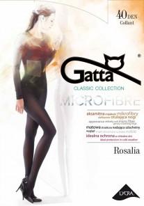 ROSALIA 40 - Rajstopy Mikrofibra 40 DEN Gatta