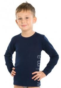 Podkoszulek dziecięcy 122-140 dł.rękaw 30202 Wadima