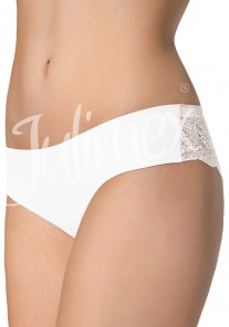 Figi damskie Tanga białe Julimex