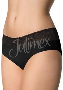 Figi damskie Hipsters czarne Julimex