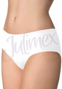 Figi damskie Simple białe Julimex