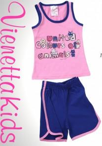 Piżama dziecięca 694083 Vienetta Secret