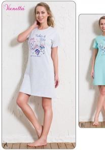 Koszula nocna damska 055571 Vienetta Secret