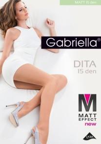 Rajstopy clasic Matt 15 Dita Gabriella