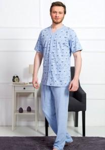 Piżama męska 1606540003wz.B Vienetta