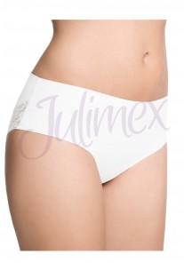 Figi damskie CHEEKIE białe Julimex