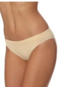 BI10020A Figi damskie bikini COMFORT COTTON beż Brubeck