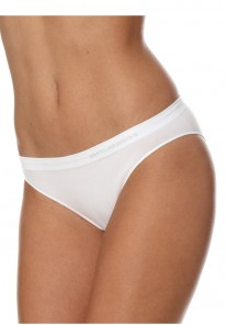 BI10020A Figi damskie bikini COMFORT COTTON biały Brubeck