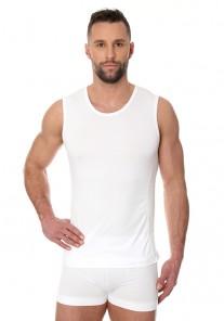 SL00068A Koszulka męska COMFORT COTTON biały Brubeck