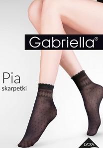 Skarpety damskie cienkie PIA Gabriella