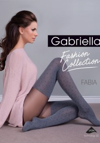 Rajstopy damskie grube FABIA Gabriella