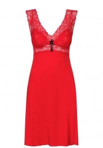 Koszulka nocna damska PRINCESS czerwona Funny Day