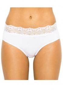 Figi damskie EBLP-031-EBLP-002 biały Rossli