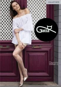 BRIGITTE - Rajstopy damskie kabaretki w.09 Gatta