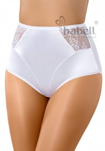 Figi damskie 103 biały Babell