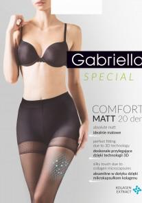 Rajstopy damskie korygujące COMFORT MATT Gabriella