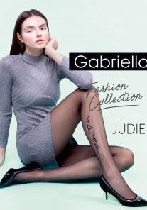Rajstopy cienkie wzorzyste JUDIE Gabriella