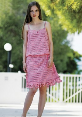 Sukienka damska 7480 Penye Mood