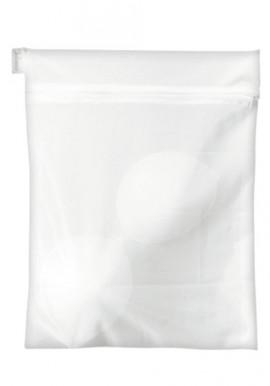 Woreczek do prania bielizny BA-06 mały biały Julimex