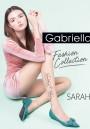Rajstopy cienkie wzorzyste SARAH Gabriella